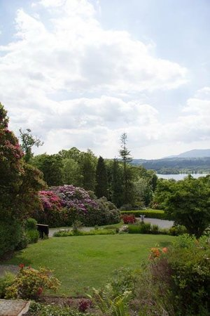 Holbeck Ghyll: Gardens overlooking Windermere