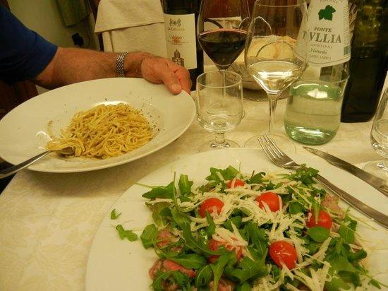 Ristorante Il Cacciatore: great meal
