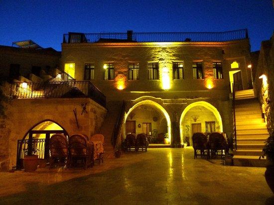 Chelebi Cave House