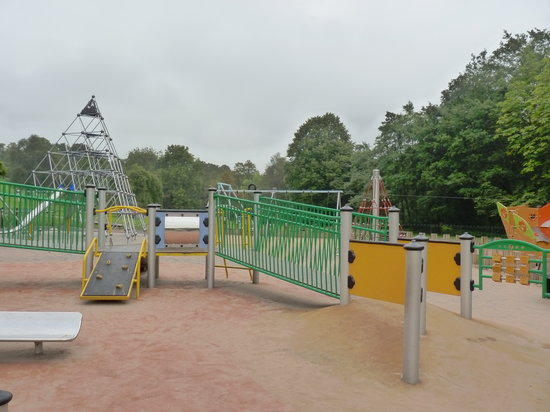 Bolton, UK: Queens Park Kids Playground