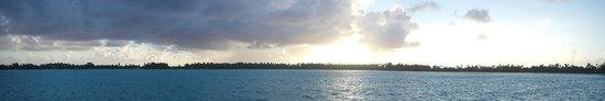 The St. Regis Bora Bora Resort: View from the room