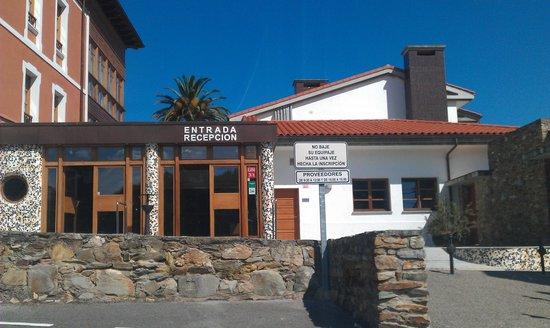 Hotel Lupa : recepción