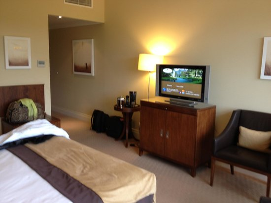 Lyrath Estate Hotel & Spa: Executive King Room