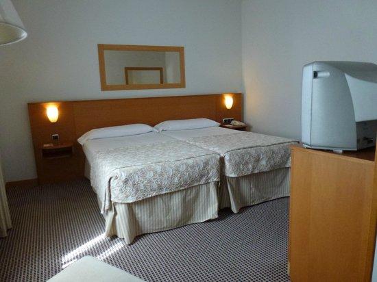 Tryp Leon Hotel: Habitación