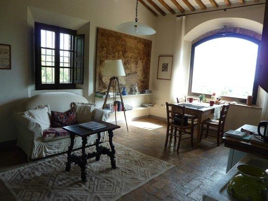 Pieve di Caminino Historic Farm: Belvedere