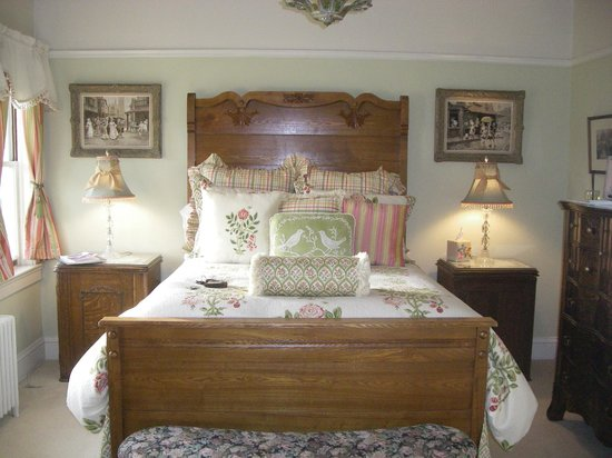 The Inn on Knowles Hill Bed and Breakfast Hotel: the Wendel Wilke room