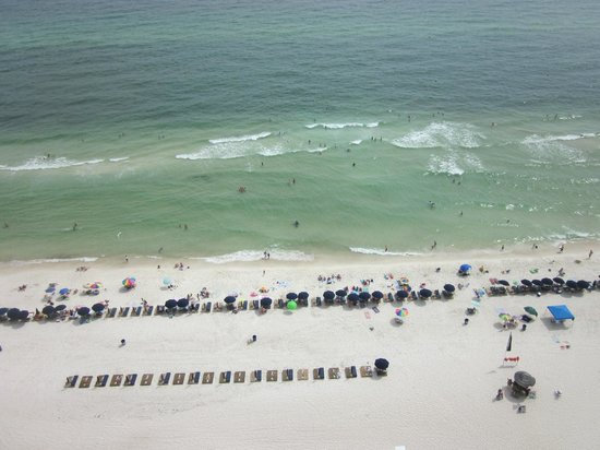 Emerald Beach Resort: view