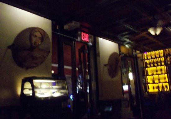 Grotta Azzurra Restaurant: Interior