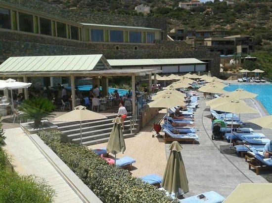 Daios Cove Luxury Resort & Villas: Beach Bar