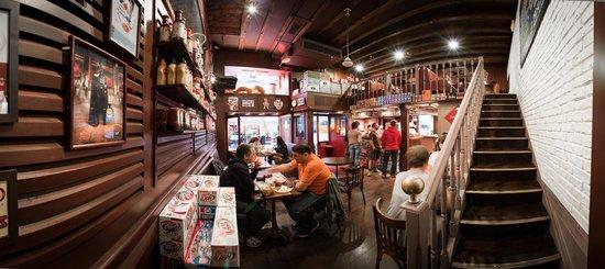 Best Bagels Lyon Merciere: Main Room