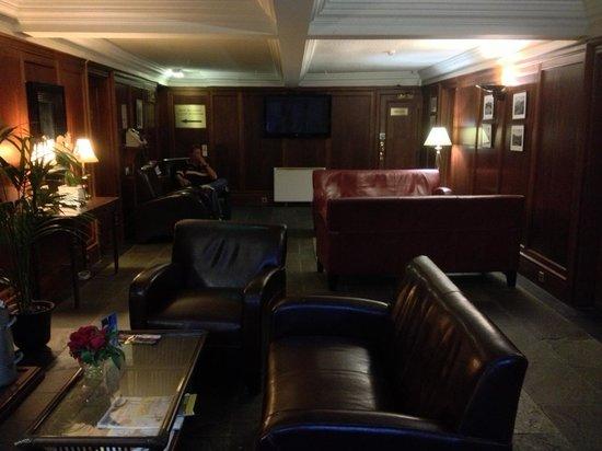 Best Western The Crianlarich Hotel: A Lounge area
