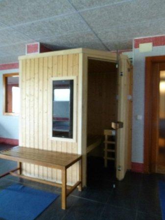 Hotel La Barrosa: Sauna