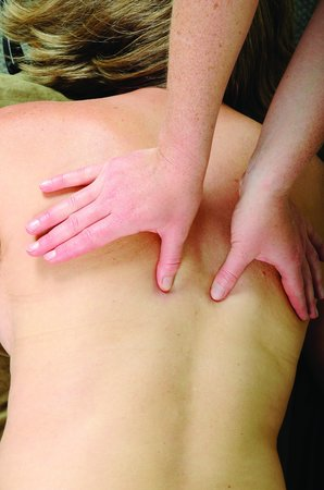 Christine Baker, Licensed Massage Therapist