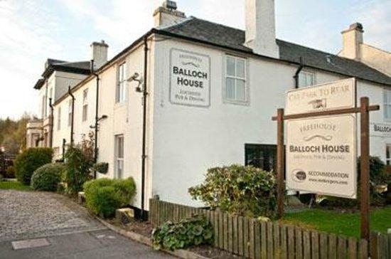 The Innkeeper's Lodge Loch Lomond