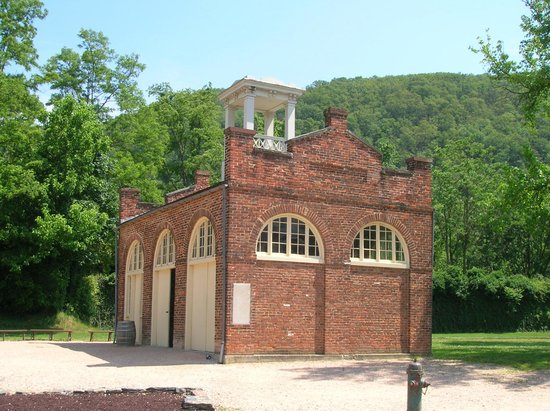 Harpers Ferry National Historical Park: John Brown's fort