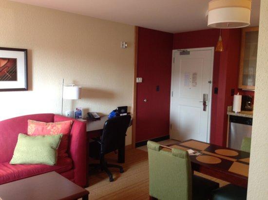 Residence Inn Charlotte Concord: Sitting Area