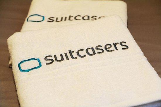Suitcasers: Bath Towel