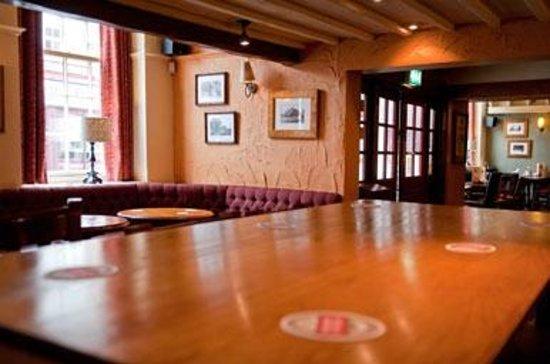 Innkeeper's Lodge Birmingham NEC, Coleshill: The restaurant at the Innkeeper's Lodge Birmingham (NEC), Quinton