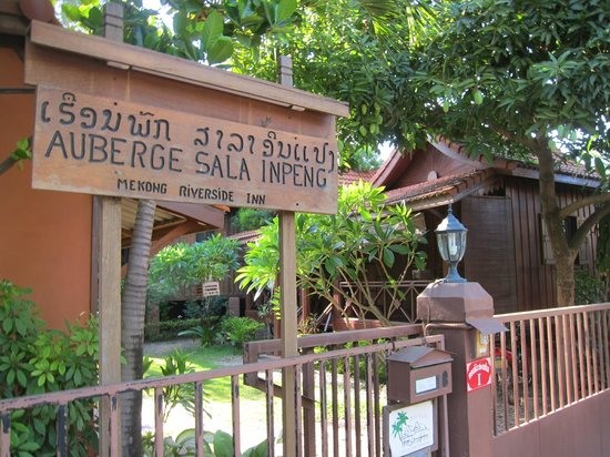 Auberge Sala Inpeng (Mekong Riverside Inn): Auberge Sala Inpeng