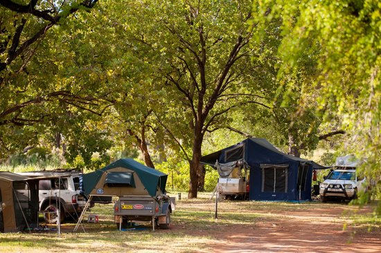 El Questro The Station: Camping