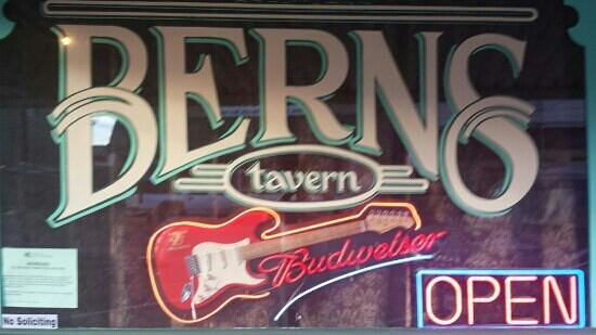 Bern's Tavern: get on in here!