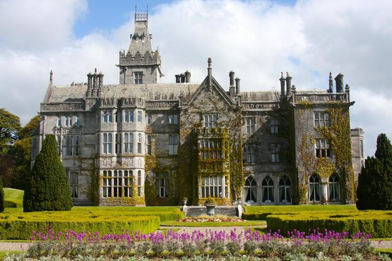 Adare Manor Front View
