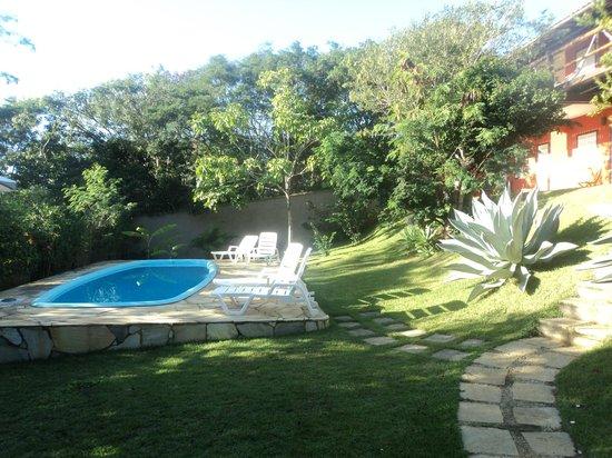 Pousada Vila Pitanga: area aberta