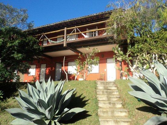 Pousada Vila Pitanga: dormitorio