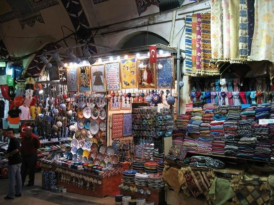 Turkey Tours Istanbul- Private Tours: Main Street of Grand Coverd Bazaar