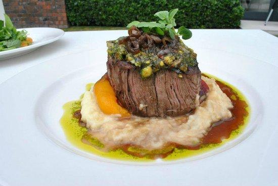 Quench Restaurant + Wine Bar: Wakanui Beef Fillet