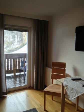 Pension Mühle: The room is not big but good enough for me