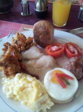 Southern Palms Beach Resort: Bsp. für Frühstück