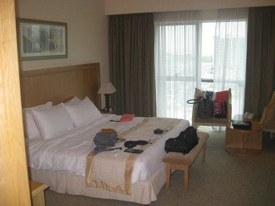 City Seasons Hotel: Bedroom