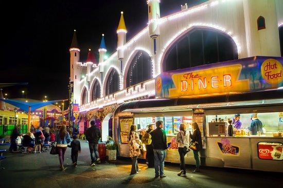 Luna park melbourne st kilda aktuelle 2018 lohnt es for Puerta 7 luna park