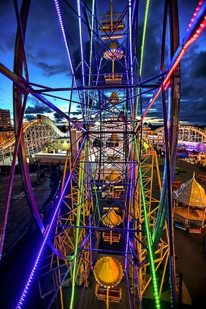 Luna park melbourne st kilda 2018 all you need to know for Puerta 7 luna park