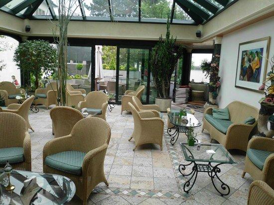 Relax Hotel Pip-Margraff : espace drink/bar