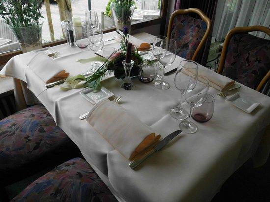 Relax Hotel Pip-Margraff : Salle à manger