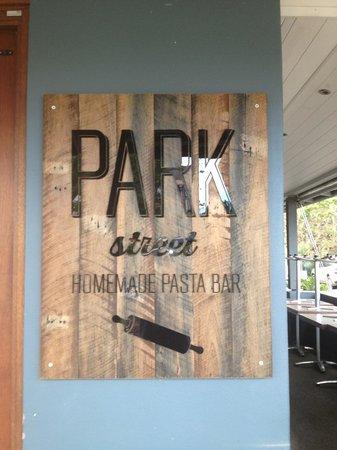 Park Street Home Made Pasta Bar