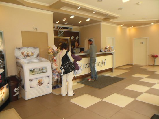 Kaffeemuhle Hotel: Lobby