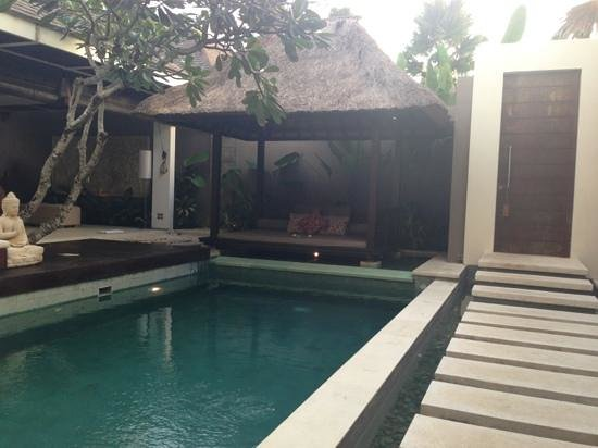 Chandra Luxury Villas Bali: Villa 5