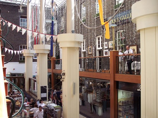 Powerscourt Townhouse Centre : Powerscourt Centre