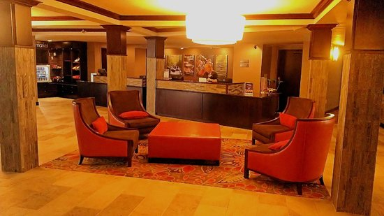 Welk Resort Branson: Main lobby of Welk Resort Hotel in Branson