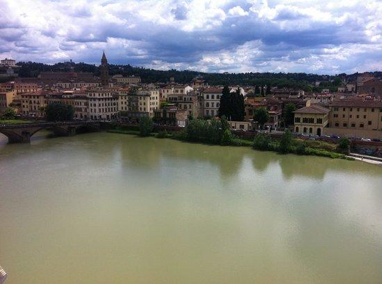 The Westin Excelsior Florence: La vista desde nuestra habitación