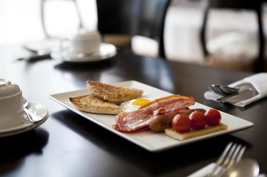 Tara Lodge: Ulster Fry - it has to be tried at least once!