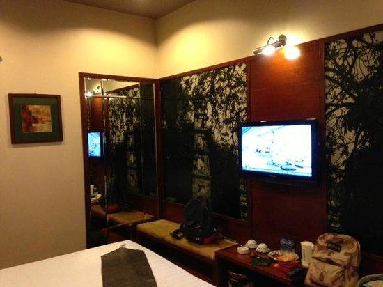 Gia Bao Palace Hotel: Corner