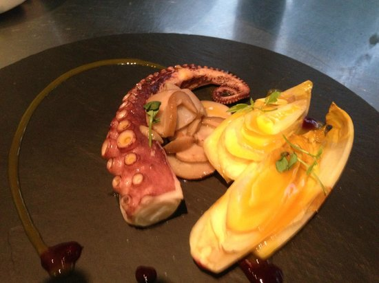 L'Adresse 37: octopus