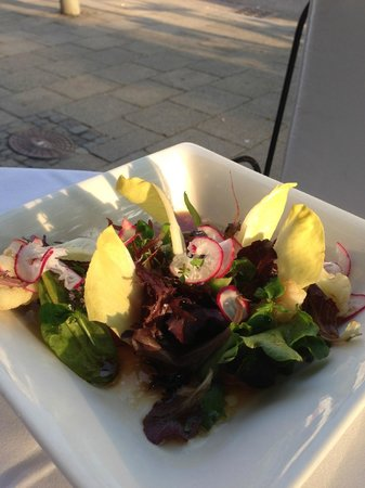L'Adresse 37: salad vegetarisch