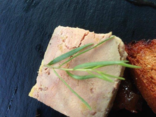 L'Adresse 37: foie gras