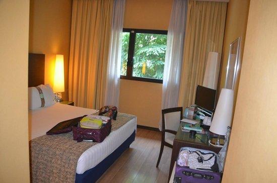 Holiday Inn Turin-Corso Francia : Chambre standard