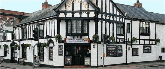 The White Hart Hotel Restaurant: White Hart Hotel, Witham